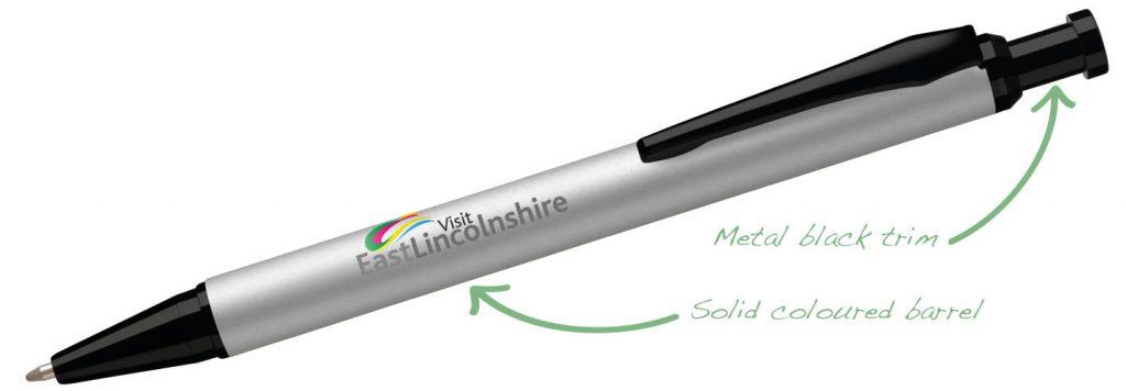 Belmont Metal Pen Silver 1024x356 - Metal Pens