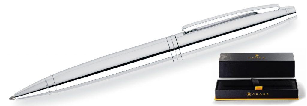 Calais Chrome 1024x356 - Cross Pens