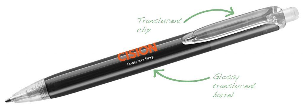 Candy Black 1024x356 - Plastic Pens