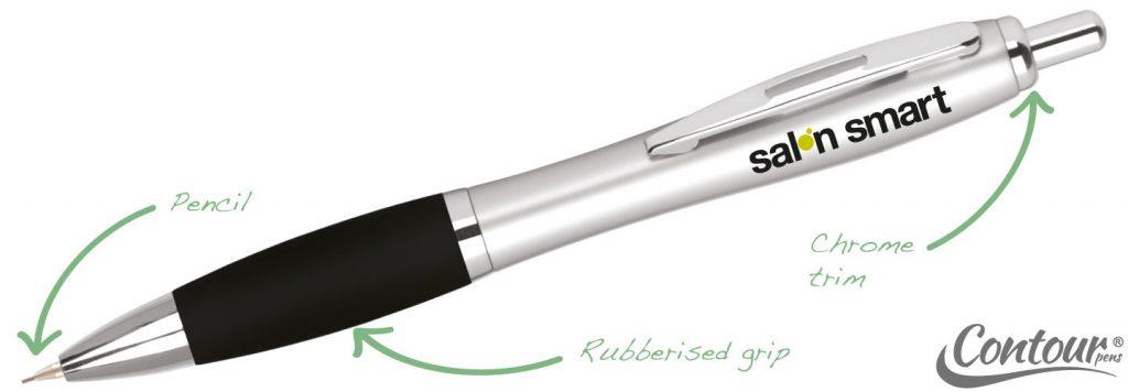 Contour Pencil Black 1024x356 - Pencils