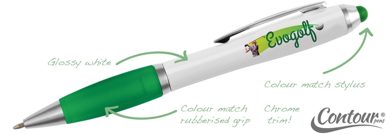 Contour-i-Extra-match-Green