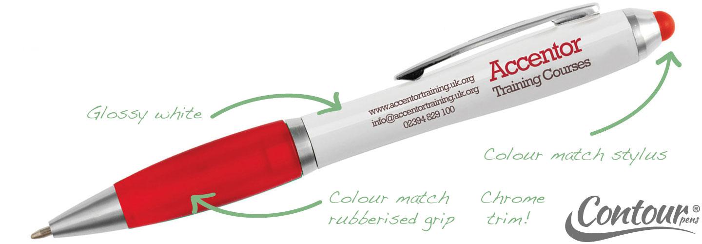 Contour-i-Extra-match-Red