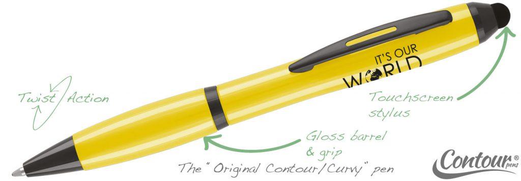 Contour i Noir Yellow 1024x356 - Contour Pens