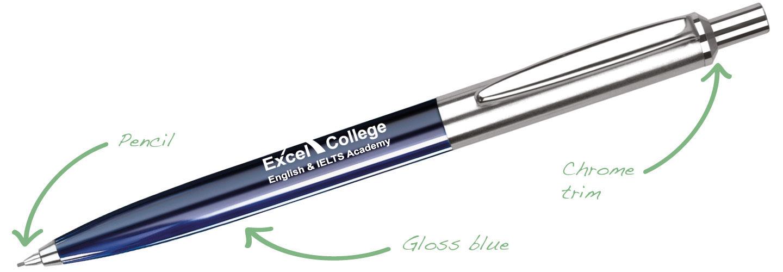Giotto-Pencil-Blue