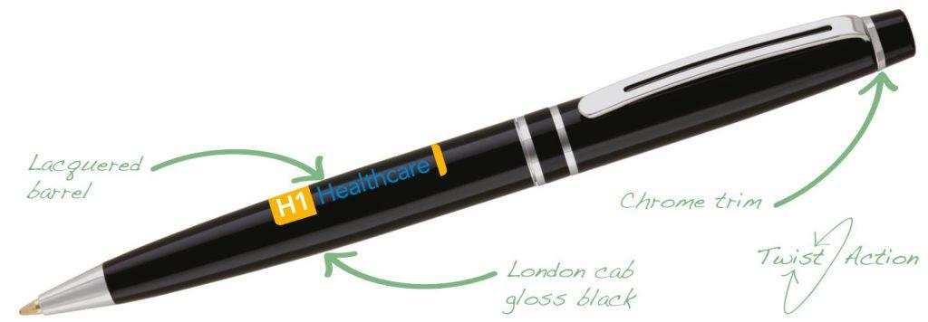 Grosvenor Pen 1024x356 - Metal Pens