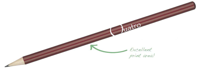 Hibernia-Pencil-Burgundy