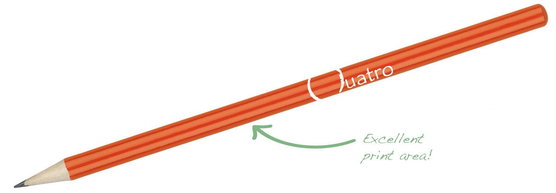 Hibernia-Pencil-Orange
