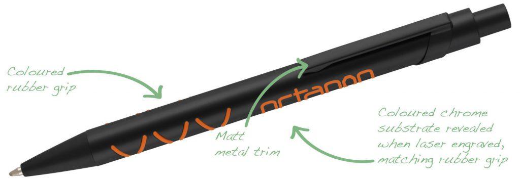 Match BlackOrange 1024x356 - Metal Pens
