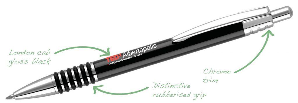 Orion Black 1024x356 - Metal Pens