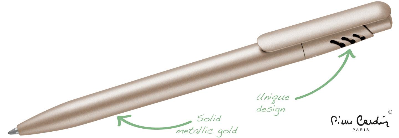 PierreCardin-Fashion-Gold