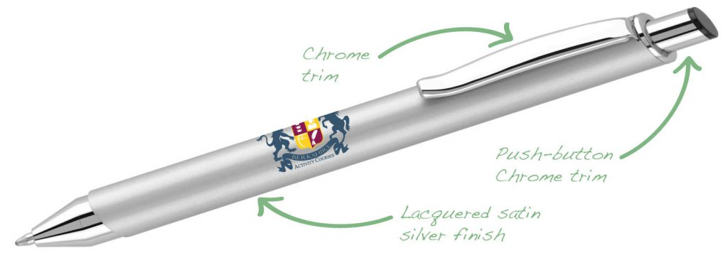 Stratus Silver 1024x356 - Metal Pens