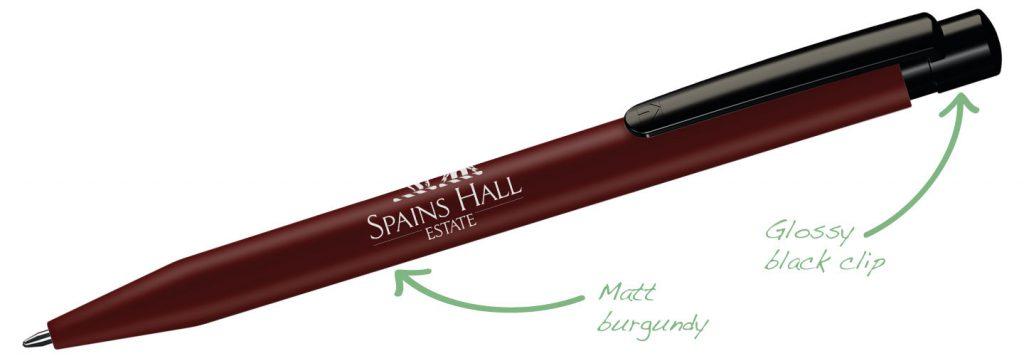 Supersaver Colour Burgundy 1024x356 - Plastic Pens