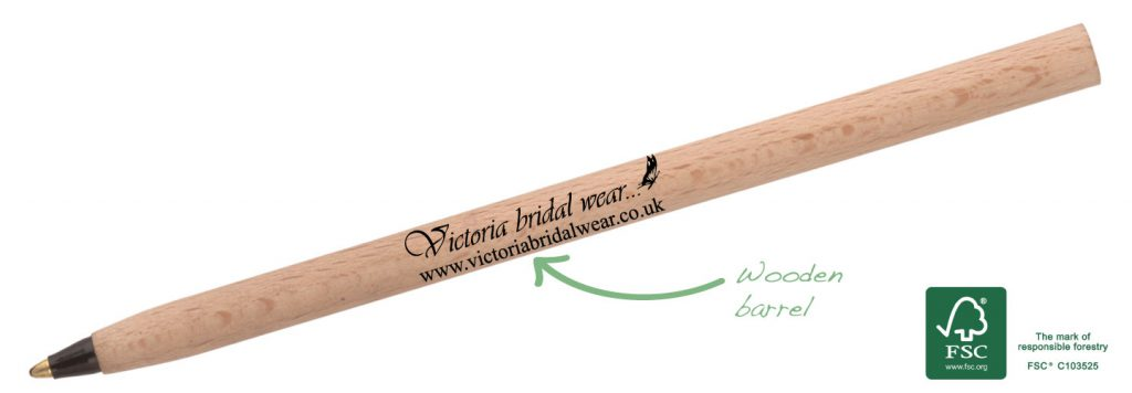 Woodstick Pen 1024x356 - Eco Pens