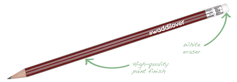 Argente-Pencil-Burgundy