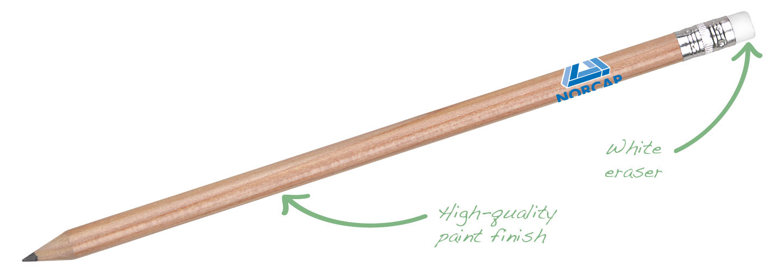 Argente-Pencil-Wooden
