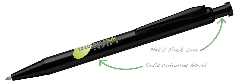 Belmont-Metal-Pen-Black
