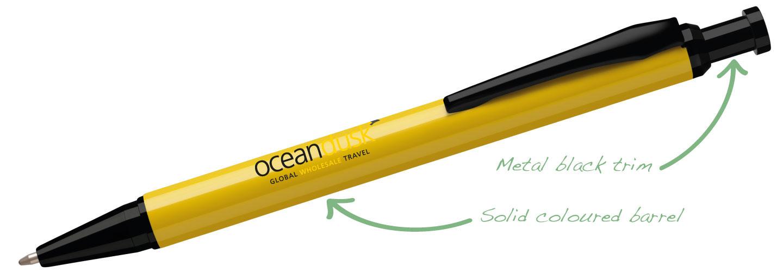 Belmont-Metal-Pen-Yellow