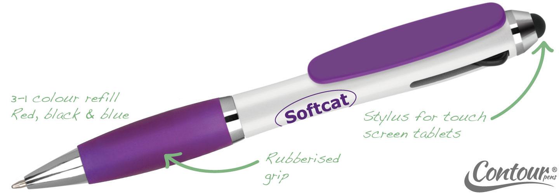 Contour-Tricolour-Purple