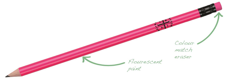 Flourescent-Pencil-Pink