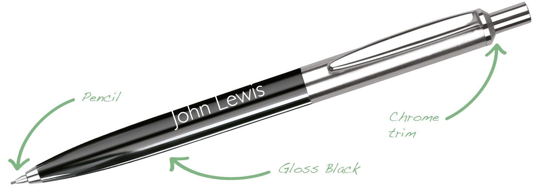 Giotto-Pencil-Black