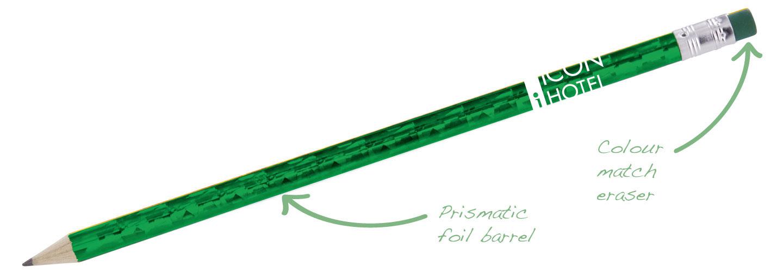 Jazz-Pencil-Green
