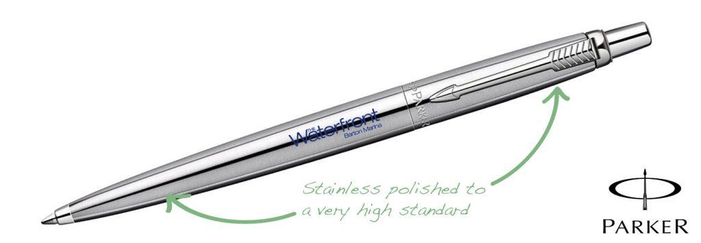 Parker Jotter Stainless 1024x356 - Parker Pens