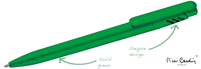 PierreCardin-Fashion-Green