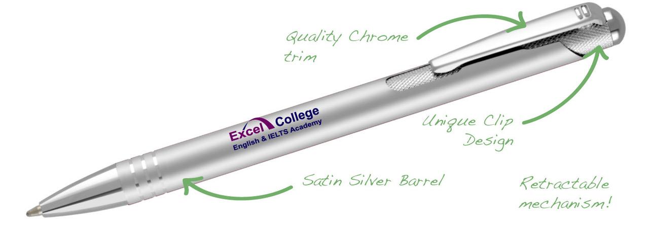 Amazon-Silver-Pen