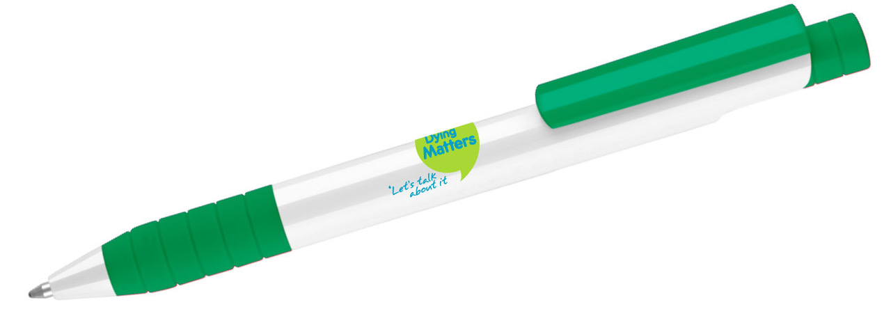 Oslo-Extra-Green-Pen