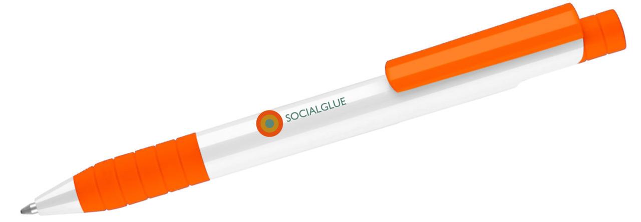 Oslo-Extra-Orange-Pen